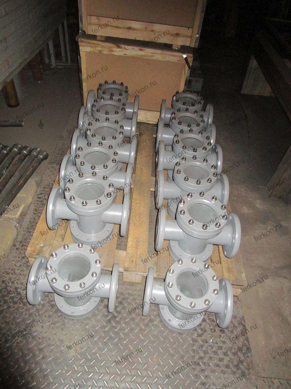фонари смотровые, АТК 1-2-100-1,6-1, Ду200