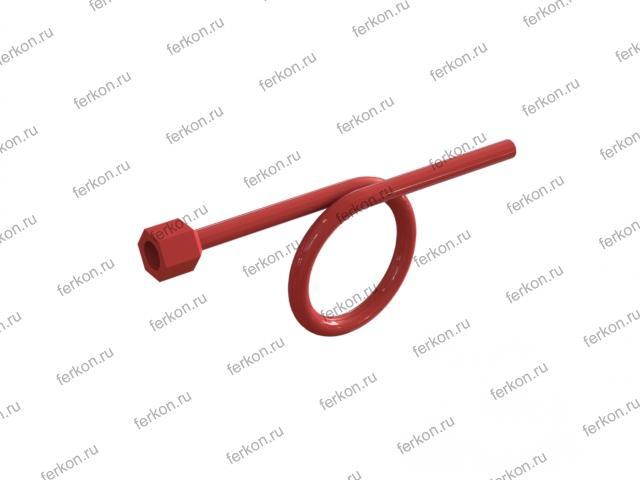 Трубка Перкенса (импульсная трубка), приварная