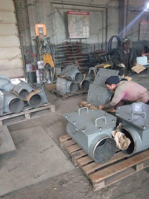 Ревизии трубопроводов