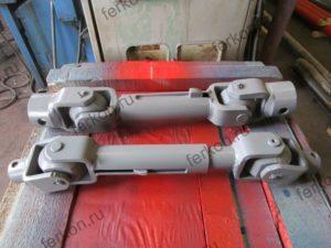 Комплект шарниров Ду50-250