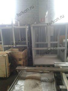 контейнер-решетка 1200х1200х1495